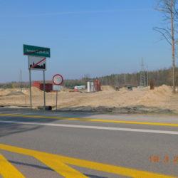 Łącznik drogi krajowej DK19 z drogą ekspresową S19, węzeł Jonaki, km 23+980