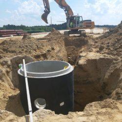 23+624 budowa kanalizacji deszczowej