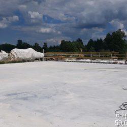 pielęgnacja betonu ustroju nośnego obiektu mostowego MS-23 w km 23+461