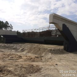 Zasypka mostowa WS-25 km 23+979
