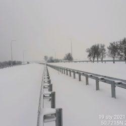 Widok na ciąg główny w kierunku na Lublin 20+380