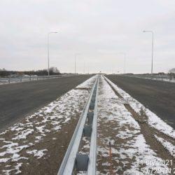 Zaawansowanie robót w kierunku na Lublin 18+700
