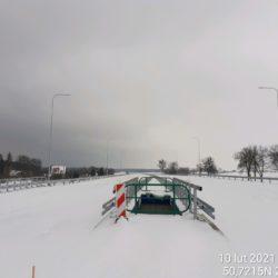 Widok na ciąg główny w kierunku na Lublin 20+410