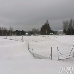Ogrodzenie zbiornika ZR-2 18+600