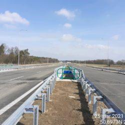 Ciąg główny w kierunku Lublina 23+500