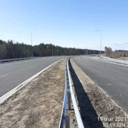Ciąg główny w kierunku Rzeszowa 24+030