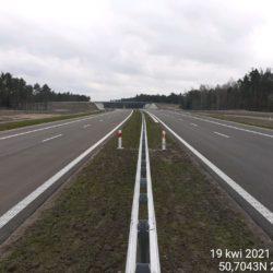 Ciąg główny w kierunku Lublin 22+450