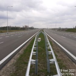 Ciąg główny w kierunku Lublina 19+000