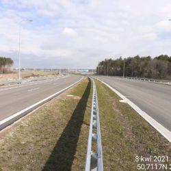 Ciąg główny w kierunku Lublina 21+900
