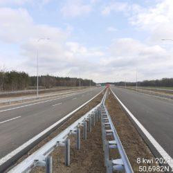 Ciąg główny w kierunku Lublina 23+450