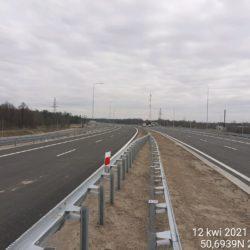 Ciąg główny w kierunku Lublina 23+940