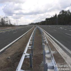 Ciąg główny w kierunku Lublina 24+540