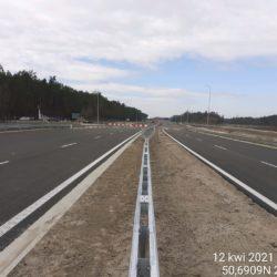 Ciąg główny w kierunku Rzeszów 24+500
