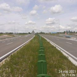 Ciąg główny w kierunku Lublina 21+600