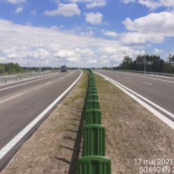 Ciąg główny w kierunku Lublina 23+160