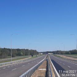 Ciąg główny w kierunku Lublina 23+400