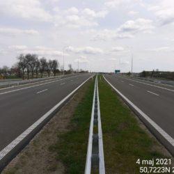 Ciąg główny w kierunku na Rzeszów 20+220