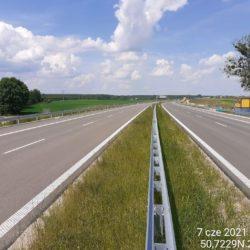 Ciąg główny w kierunku Lublina 20+010