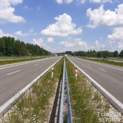 Ciąg główny w kierunku Lublina 23+100
