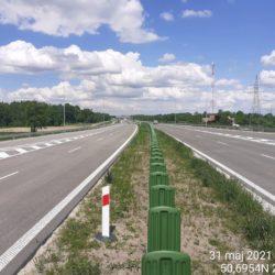 Ciąg główny w kierunku Lublina 23+700