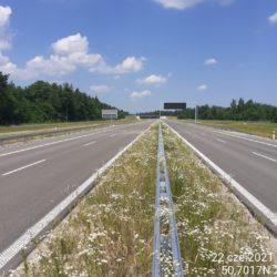 Ciąg główny w kierunku na Lublina 22+920