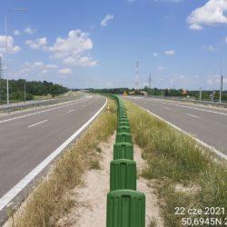 Ciąg główny w kierunku na Lublina 23+830
