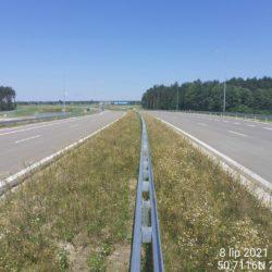 Ciąg główny w Ciąg główny w kierunku na Lublin 21+830kierunku na Lublin 21+830