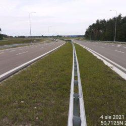 Ciąg główny w kierunku Lublina 21+680