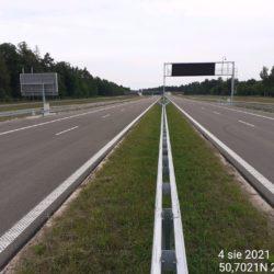Ciąg główny w kierunku Lublina 23+200