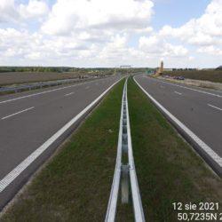 Ciąg główny w kierunku na Lublina 19+810