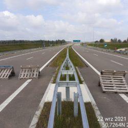 Ciąg główny w kierunku Lublina 19+010