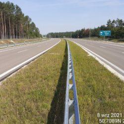 Ciąg główny w kierunku Lublina 22+130