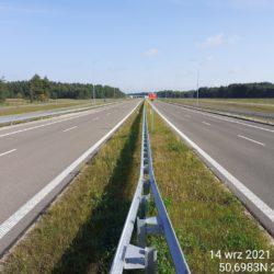 Ciąg główny w kierunku Lublina 23+380