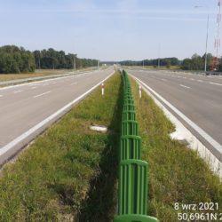 Ciąg główny w kierunku Lublina 23+600