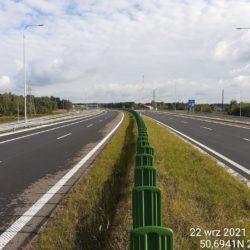 Ciąg główny w kierunku Lublina 23+900