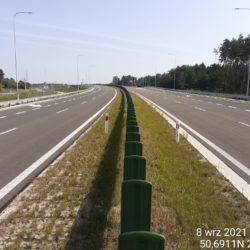 Ciąg główny w kierunku Lublina 24+410
