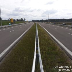 Ciąg główny w kierunku Rzeszowa 19+010