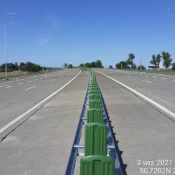 Ciąg główny w kierunku na Lublina 20+650