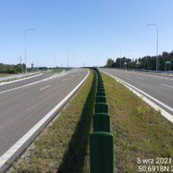Ciąg główny w kierunku na Lublina 24+240