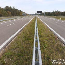 Ciąg główny w kierunku Lublina 22+900